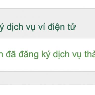 Hướng dẫn liên kết ví Senpay với Sendo để nhận ngay 100K vào tài khoản